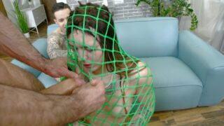 """The dream of LADY ZEE"""" 0% pussy only Anal, DAP, RIMMING, hard fuck, cum swallow 4on1 PAF017"""